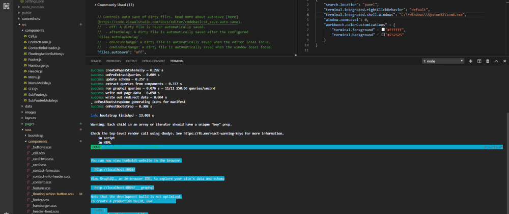 Cover image for VS Code terminal issues on kali linux