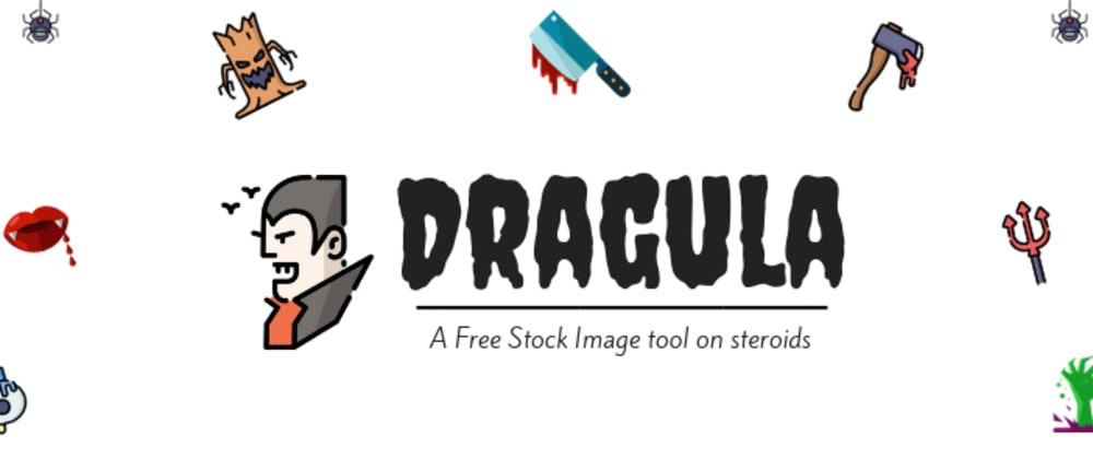 Cover image for Dragula: A free stock images tool on steroids 🦇