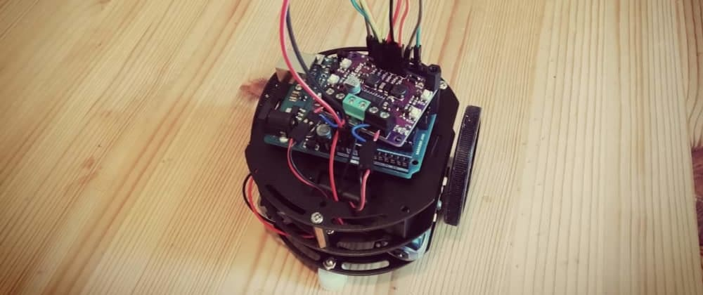 Cover image for My First Arduino Built Robot Car