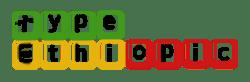 Type Ethiopic logo