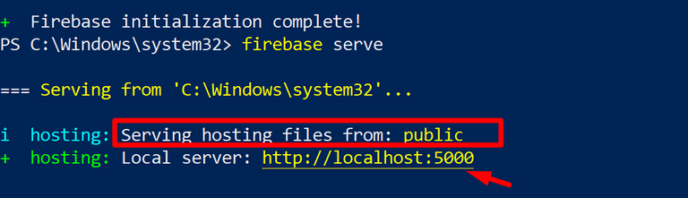 Locally deployed files<br>
