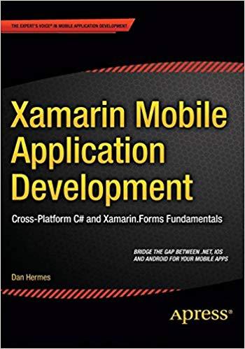 Xamarin-Mobile-Application-Development
