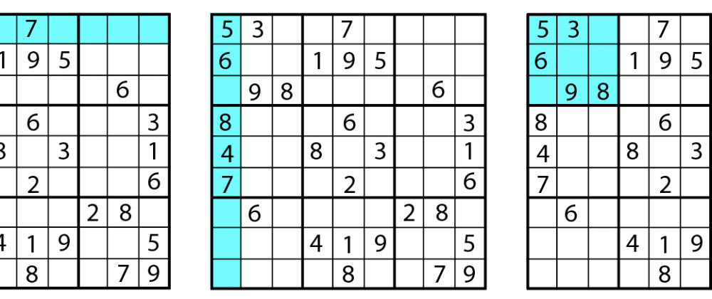 Cover image for Sudoku Part I: Is the Board Valid?