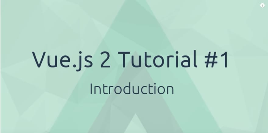 Vue JS 2 Tutorial by the Net Ninja