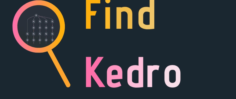 Cover image for 📢 Announcing find-kedro
