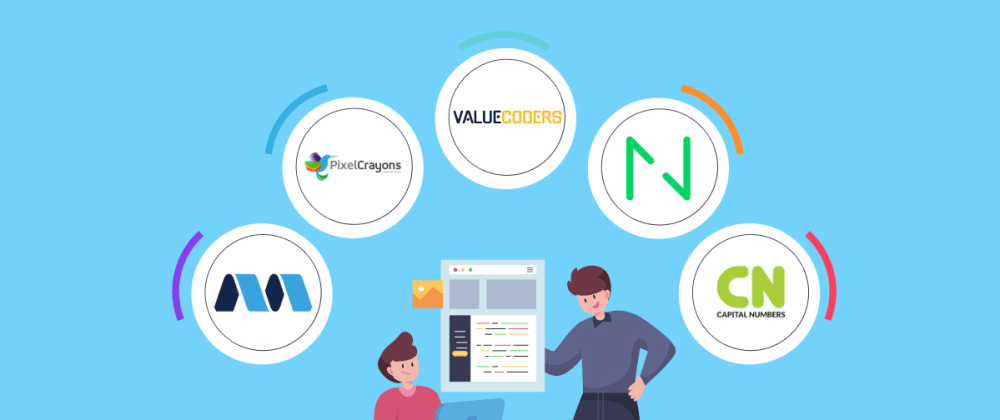 Cover image for The Wait is Over: Top 5 Web Development Companies Revealed!