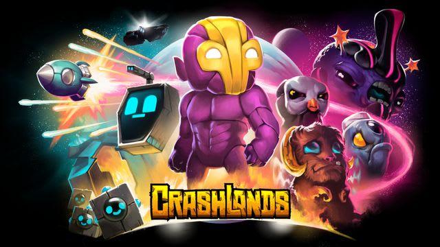 Crashlands Box Art