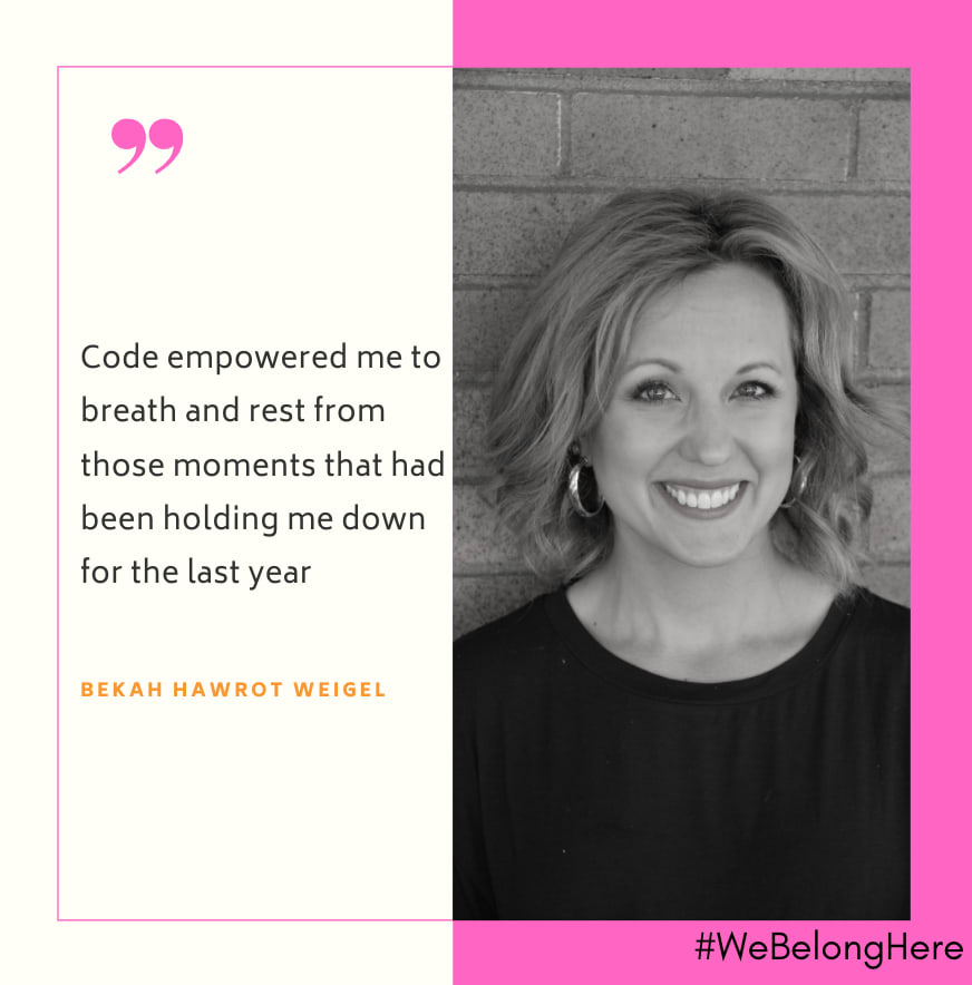 code can empower us