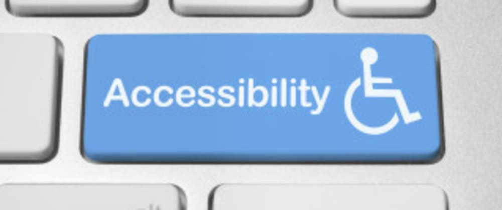 Cover image for Web Accessibility- Building website for everyone