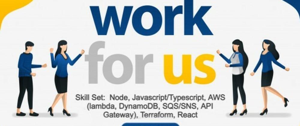 Cover image for Hiring For Node JS Developer