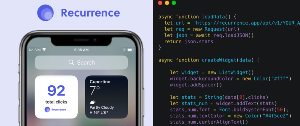 """Cover image for Building An iOS """"App"""" With 30 Lines of Javascript"""