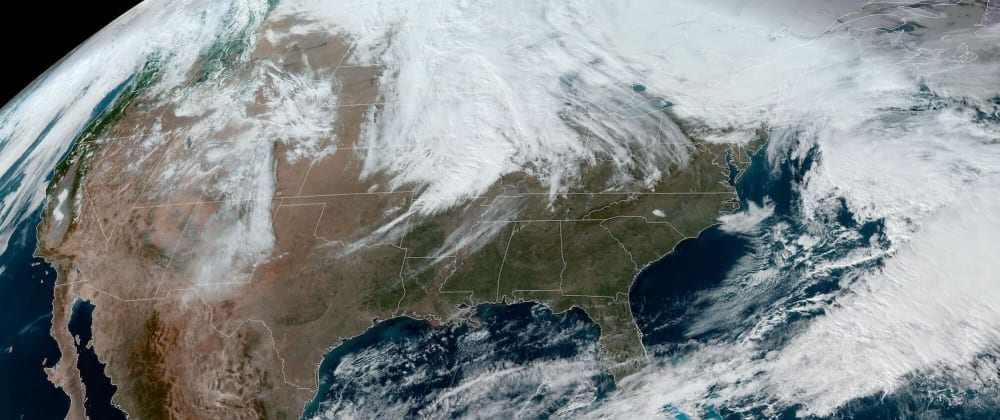 Cover image for Live Satellite Imagery for your Desktop Background