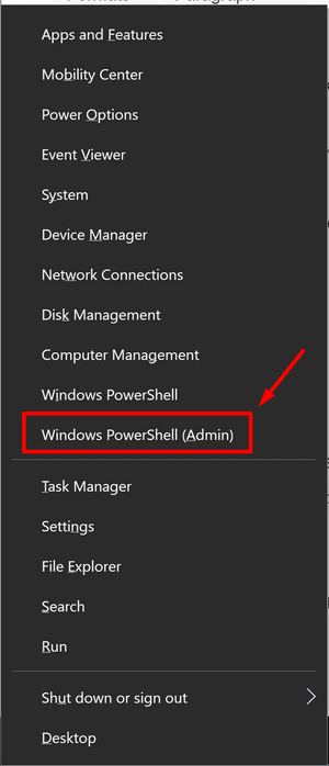How to Launch Windows PowerShell
