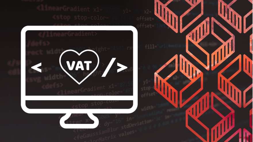 Screen and VAT is Love logo