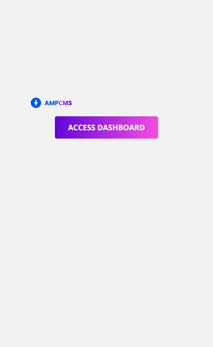 Enter Dashboard