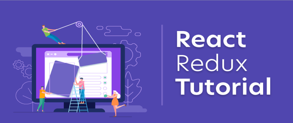 Cover Image for Complete Introduction to React-Redux ⚛