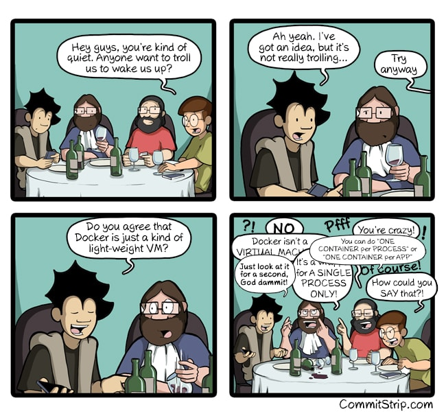 How to host a coder dinner-party