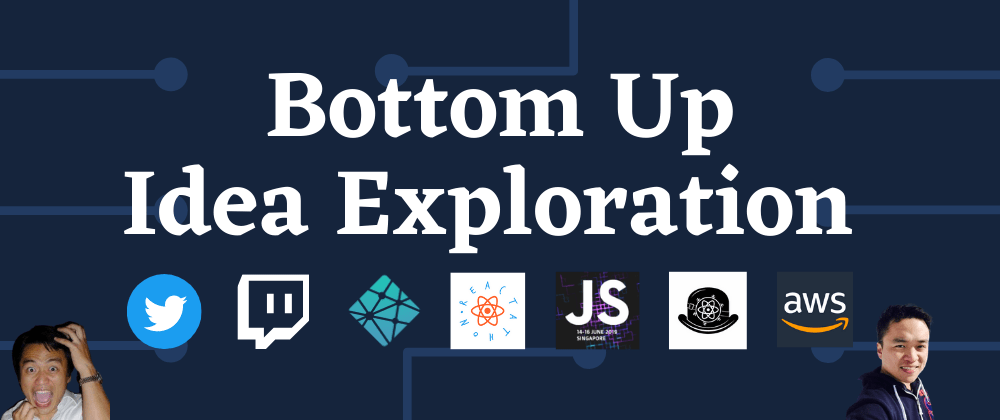 Cover image for Bottom-Up Idea Exploration