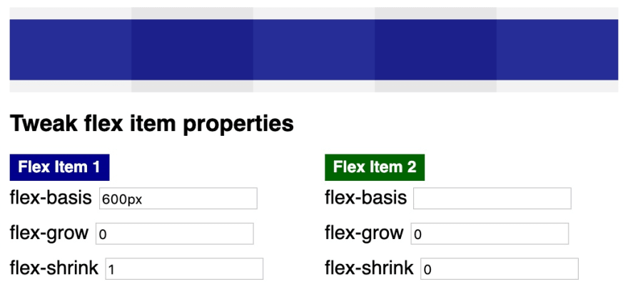 flex-basis with flex-shrink fixes overflow