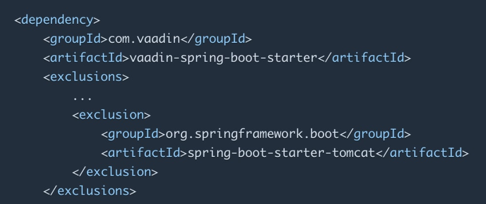 Cover image for Packaging and deploying Spring Boot applications as WAR files