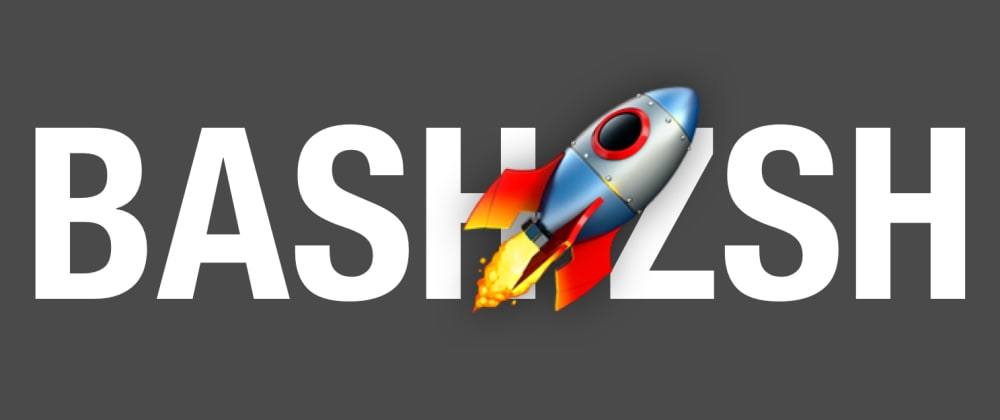 Cover image for From bash to zsh. My little adventure