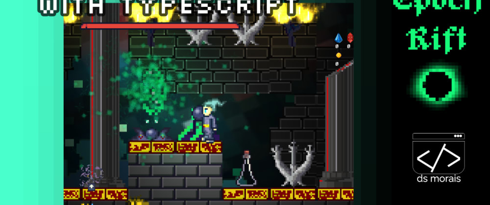 Cover image for Building a Roguelike Game with TypeScript