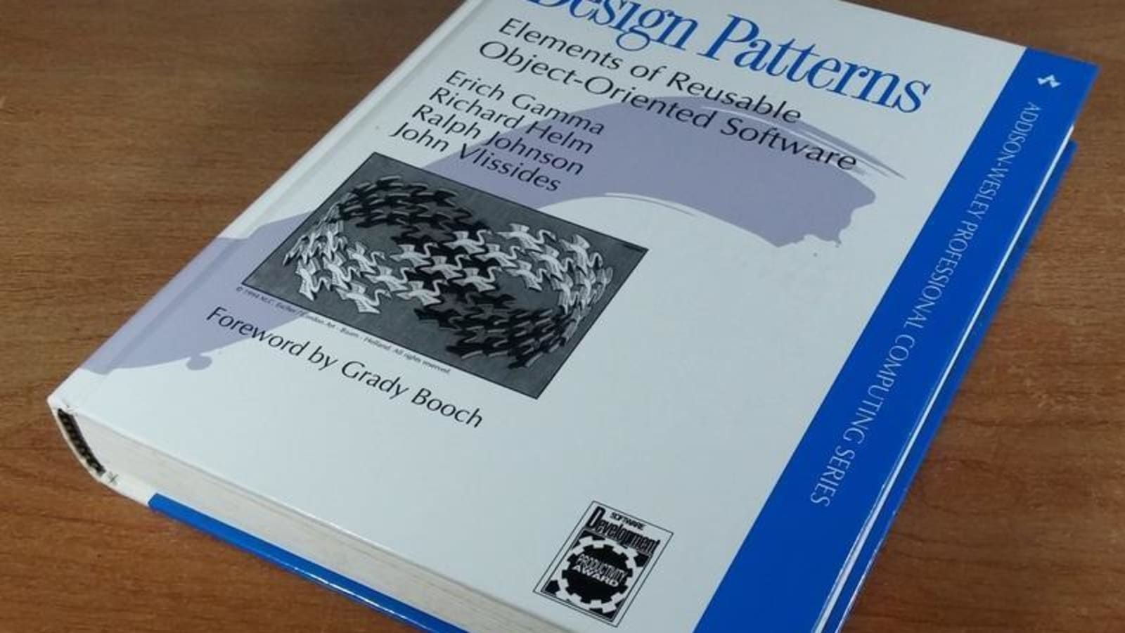The Reading Is Design Patterns Elements Of Reusable Object Oriented Software Dev