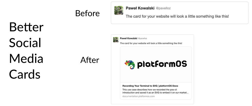 Cover image for Implementing Social Media Cards for Your Website