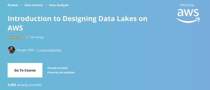data lake consulting