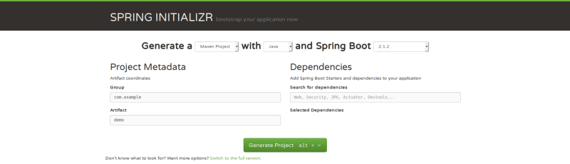 How to enable JUnit 5 in new Spring Boot project - DEV Community