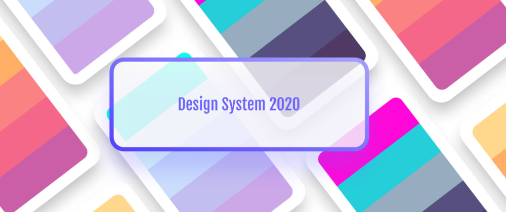 Cover image for Some of the best design systems of 2020