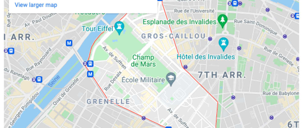 Cover Image for How to Easily Add Google Map to Your Webpage
