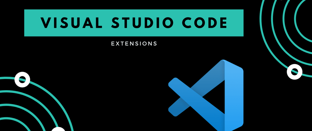 Cover image for Visual Studio Code Extensions for .Net development