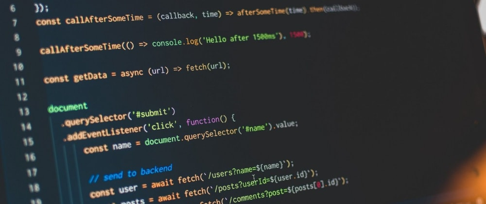 Cover image for What is a Callback in Javascript?