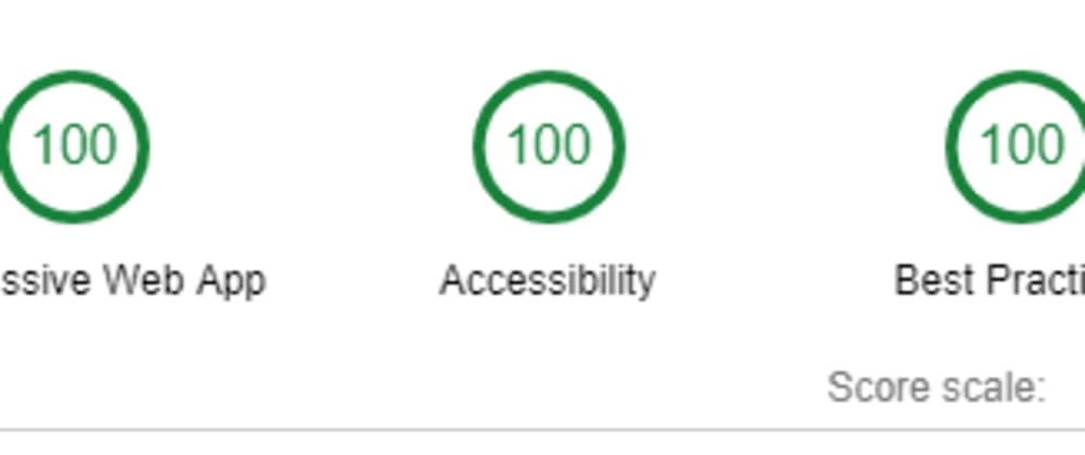 Cover image for How to improve the Site score from Chrome Lighthouse