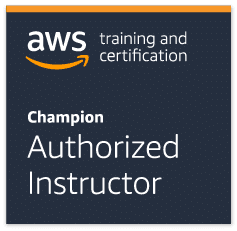 AWS Authorized Instructor Champion