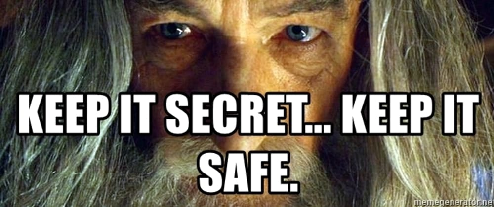 Cover image for Managing local app secrets and sharing secrets with your team