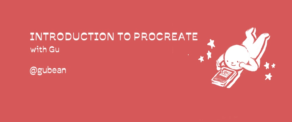 """Cover image for #VisualizeIT Workshop 1: """"Introduction to Procreate"""" 