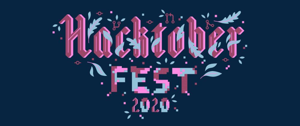 Cover image for Hacktoberfest 2020 - a retrospective