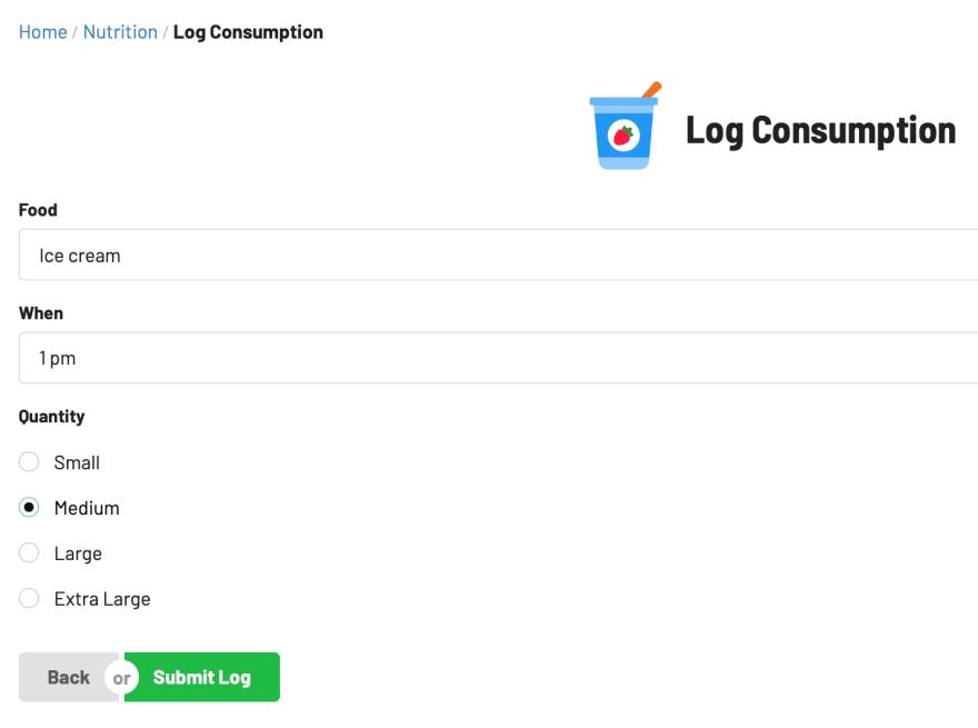 LifeKnifeX log consumption