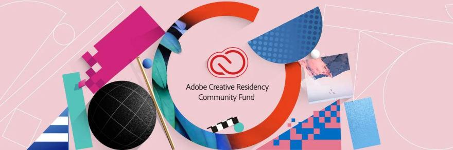 Desde Adobe han creado el proyecto Creative Residency Community Fund o Fondo de Ayuda a Creadores de Adobe. El proyecto se basa en apoyar a los creadores digitales de arte visual repartiendo subvenciones de ayuda de entre 500 y 5.000 dólares.