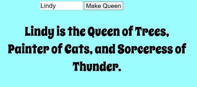 Queen Of