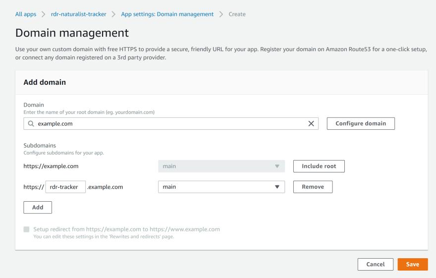 Custom Domain Setup Part 2