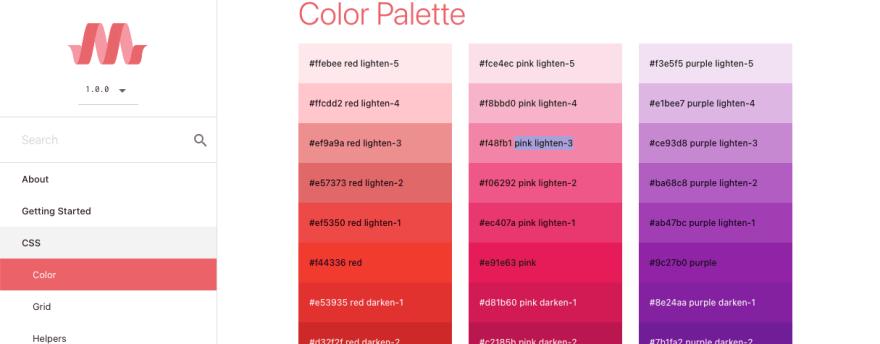 Color component