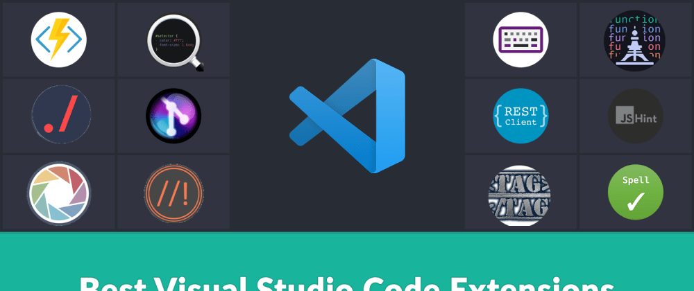 Cover Image for Best VS Code extensions for Front End Dev