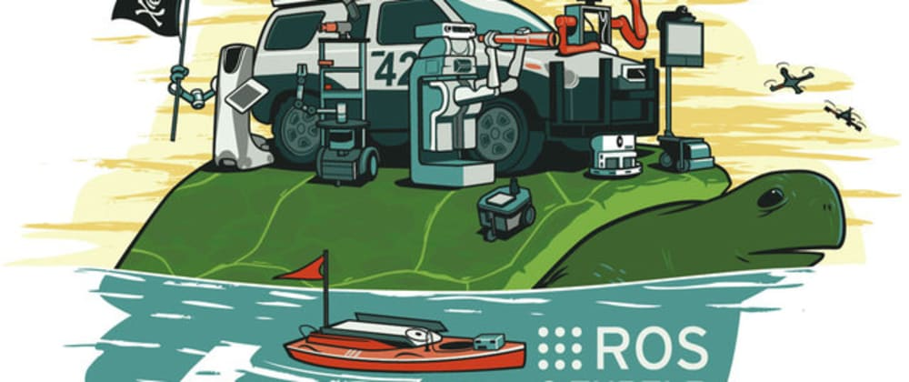 Cover image for Accidental Adventures in Robotics: ROS and Gazebo - 2