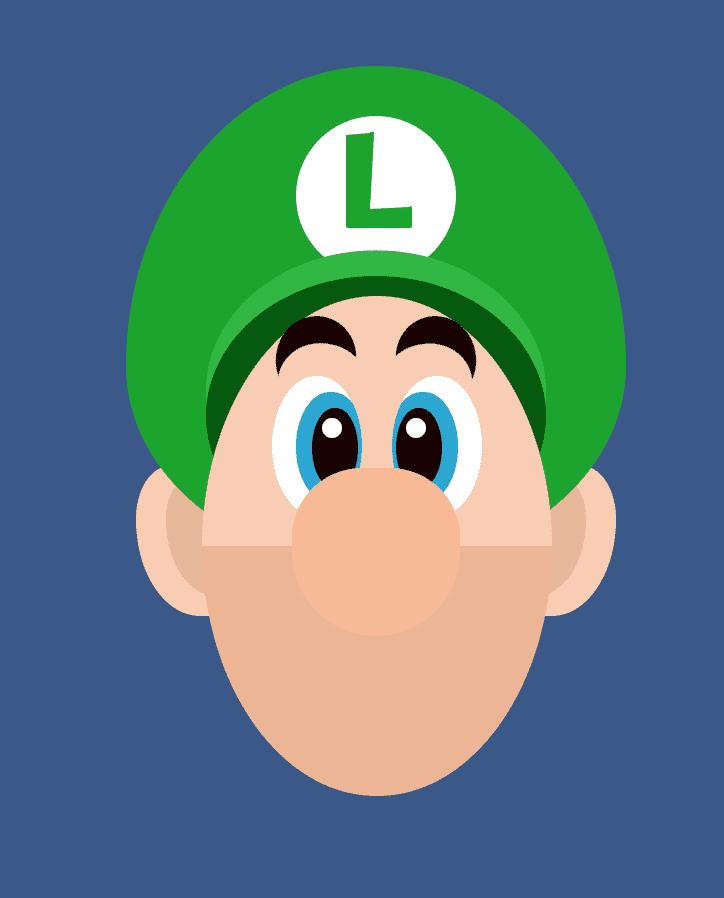 Luigi's Nose CSS
