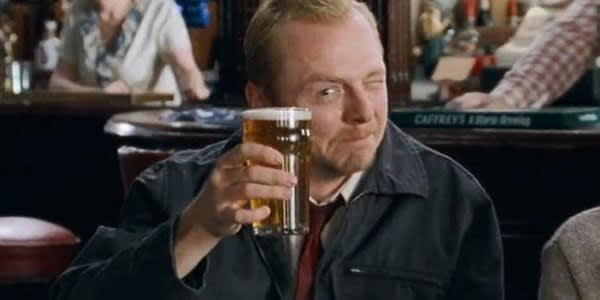 have a nice cold pint