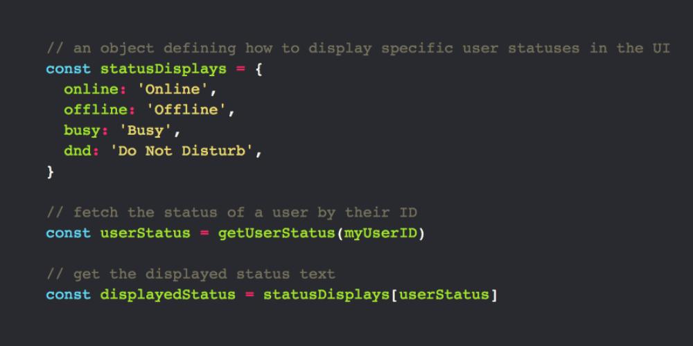 Indexing objects in TypeScript - DEV Community 👩 💻👨 💻