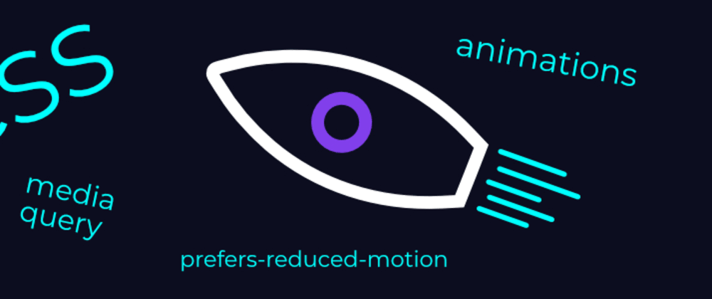 Cover image for Media Query: prefers-reduced-motion